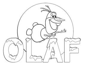 free printable frozen coloring pages kids coloring pages kids