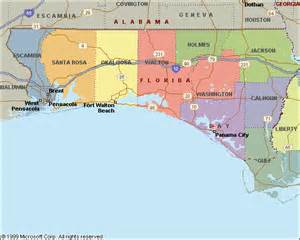 map of panhandle florida opinions on florida panhandle