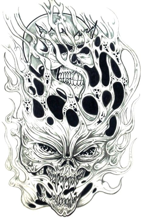 black skull tattoo designs tattoos designs ideas and meaning tattoos for you