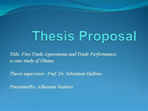 thesis ppt thesis ppt presentation