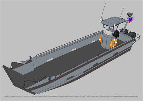 barge boats for sale australia new sabrecraft marine landing craft 9 meter work boat