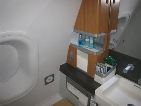 lufthansa first class bathroom lufthansa new first class review travelsort