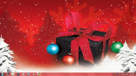 themes for windows 7 christmas free christmas theme packs for windows 7