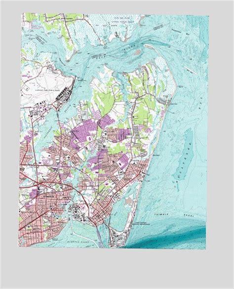 virginia topographic map hton va topographic map topoquest