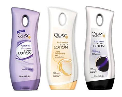 Of Olay In Shower Lotion by Skip A Step In Your Morning Routine With Olay Addict