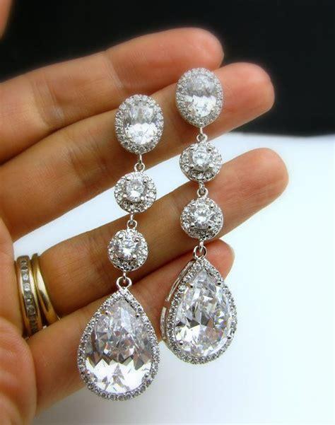 Piring Oval 10 Quot P0310 Golden jewelry bridal earrings wedding earrings bridal