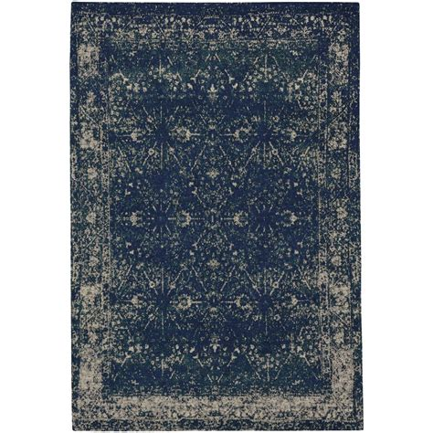 capel celestial bright blue 8 ft x 10 ft area rug