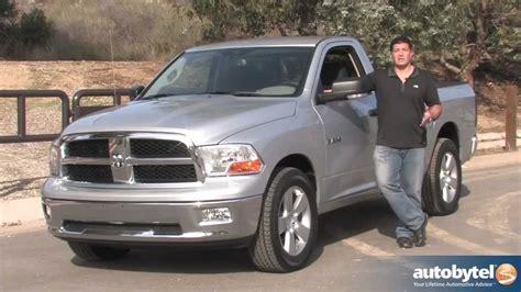 2012 doge ram 2012 dodge ram 1500 truck review