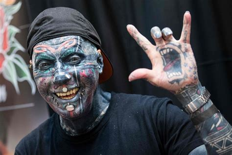 in photos thousands of ink fans attend israel tattoo