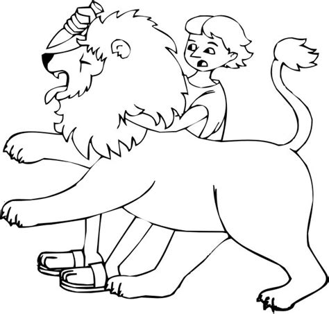 coloring pages for children s ministry free bible coloring pages david and the lion bible