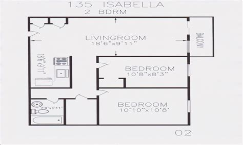 floor plan of 2 bedroom house open floor plans 2 bedroom 2 bedroom floor plans for 700
