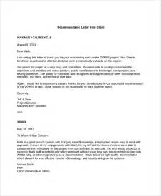template for recommendation letter for employment sle recommendation letters for employment 12