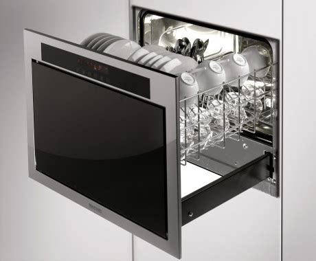 Drawer Style Dishwasher by Stylish Accessible Kitchens Because You Can T Eat Out