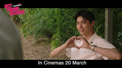 drakorindo hot young bloods hot young bloods trailer eng sub opens 20 march in