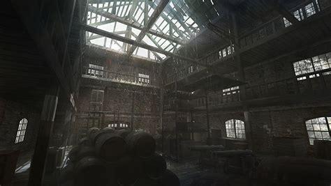 Interior Sites new york warehouse video games artwork