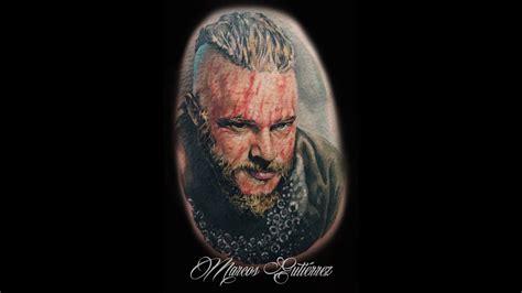 ragnar tattoo ragnar lodbrok by marcos guti 233 rrez quot time