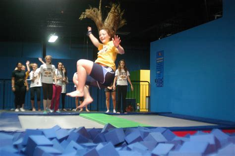 Bounce On It Valley Cottage by Bounce Troline Sports Grand Opening Will Benefit Four