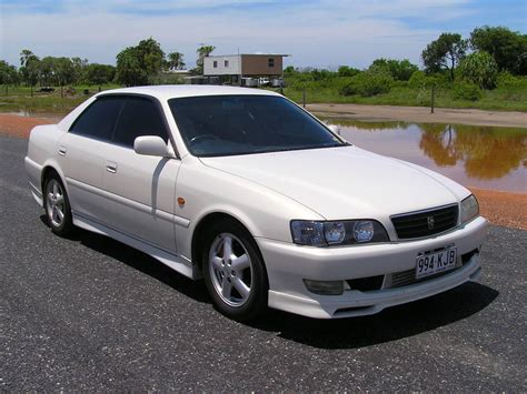 Toyota Chasser Miss Cristie 1997 Toyota Chaser Specs Photos