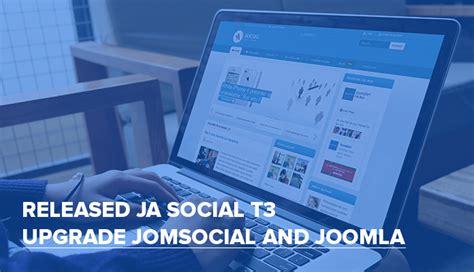 tutorial joomla t3 responsive joomla template ja social for t3 v1 1 3