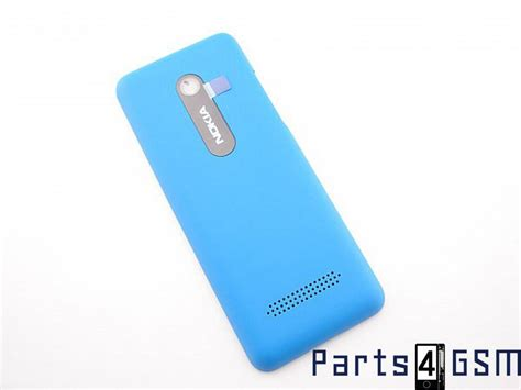 nokia 206 battery themes nokia 206 dual sim battery cover blue 02501j3 bulk