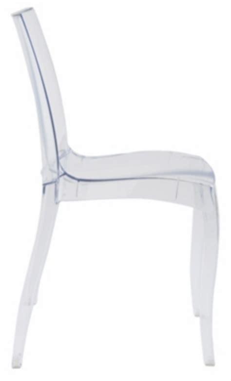 but chaise transparente chaise cuisine transparente but