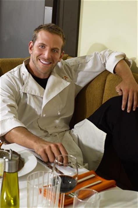Bradley Cooper Kitchen Confidential by Bradley Cooper Chef In Kitchen Confidential