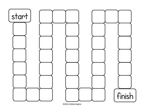 Printable Board Templates