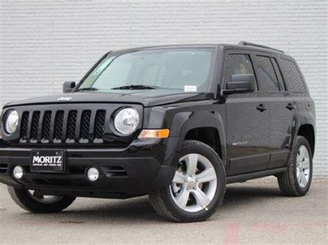 jeep patriot 2017 black 2017 jeep patriot latitude for sale fort worth tx 2 4 l
