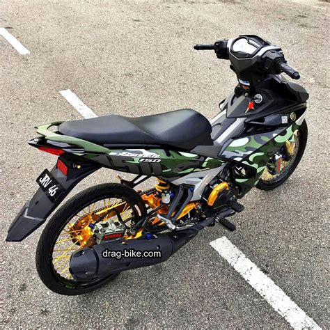 Gambar Motor Jupiter Modifikasi by 20 Modifikasi Jupiter Mx Terbaru Kumpulan Modifikasi Motor