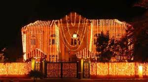 home light decoration house and venue lighting