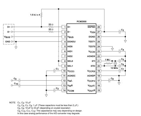 adc converter circuit diagram gt circuits gt two channel analog to digital converter board