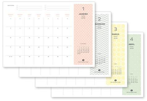 Calendario Mensal Para Imprimir 25 Best Ideas About Calendario Para Imprimir On