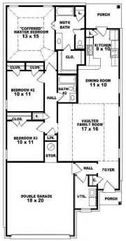 single story bedroom house plans one lrg planskill