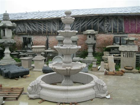 Large Garden Water Fountains Indelink Com Backyard Fountains For Sale