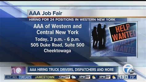 Aaa Dispatcher by Aaa Holding Fair Wednesday In Cheektowaga Wkbw Buffalo Ny