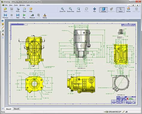 Edrawings Pro by Solidworks Edrawings Capabilities Solid Solutions
