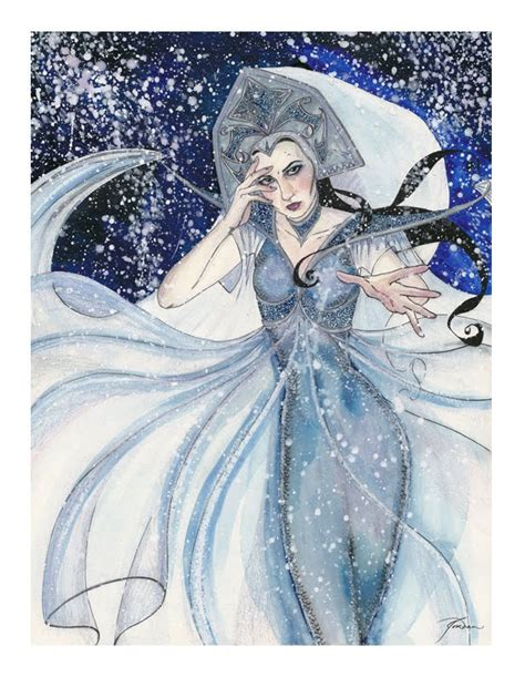 the snow queen a snow queen nouvellegamine