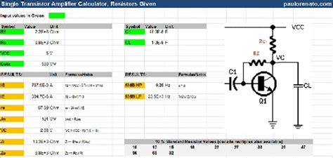 parallel resistor calculator excel resistor value exles 28 images measure resistor value 28 images ent 171 reading resistor