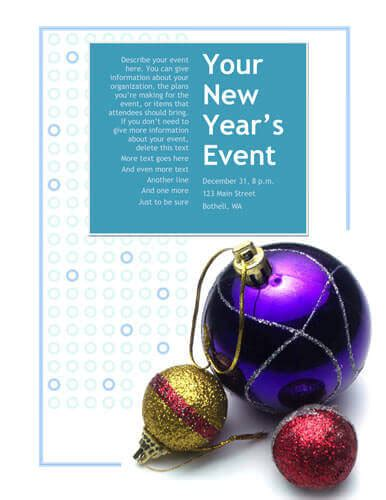 free printable christmas invitations flyers houses plans