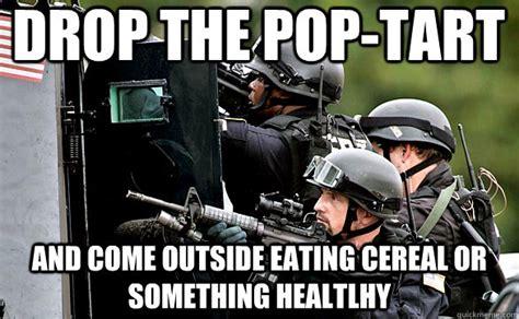 Pop Tart Meme - pop tart gun memes quickmeme