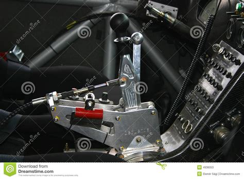 cing gear racing gear stick in hummer stock image image 4936053