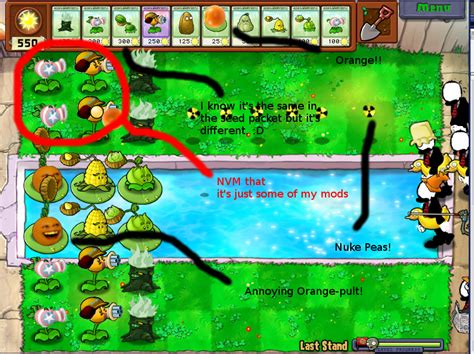 mod game plant vs zombie user blog guppie the third pvz mod plants vs zombies