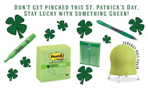 st s day office supplies st patty s day is coming up j2 business products