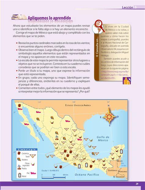 pagina 17 libro de 6 geografia 2016 2017 libro geografia 6to grado 2016 2017 pagina 17 libro de 6