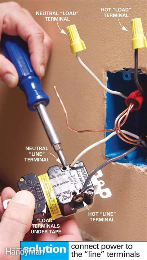 wiring a switch and outlet the safe and easy way family