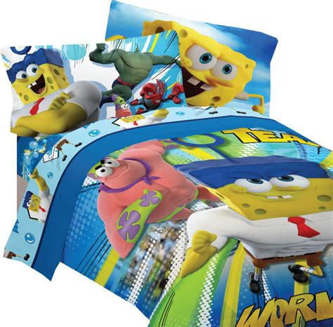 spongebob squarepants bedroom set spongebob squarepants toddler bedding set spongebob