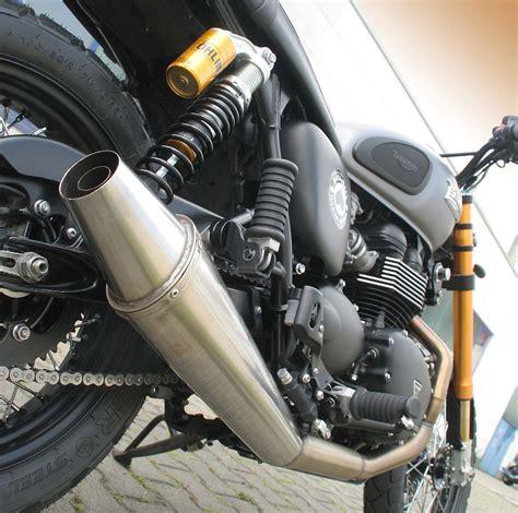 Triumph Motorrad Dusseldorf by Details Zum Custom Bike Triumph Scrambler Des H 228 Ndlers
