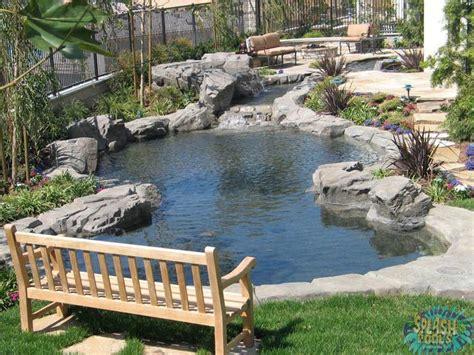 13 best images about rock swimming pools artificial rock