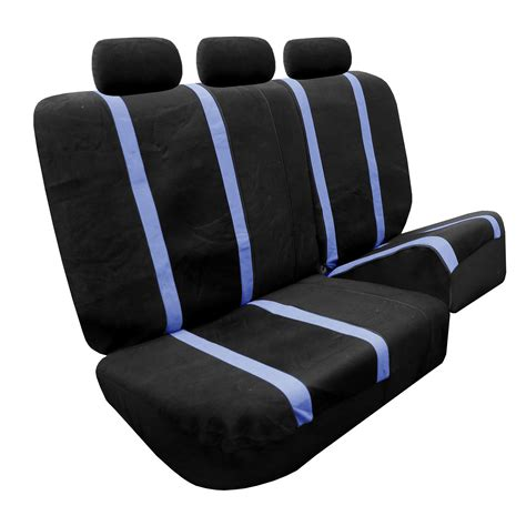 split bench seat cover sports auto split bench seat covers ebay