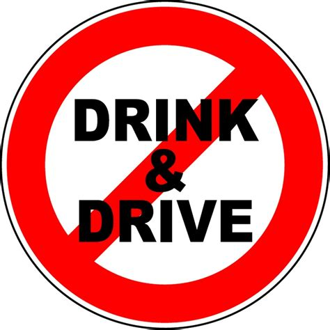 Dont Drink don t drink drive dui dwi is illegal in all 50